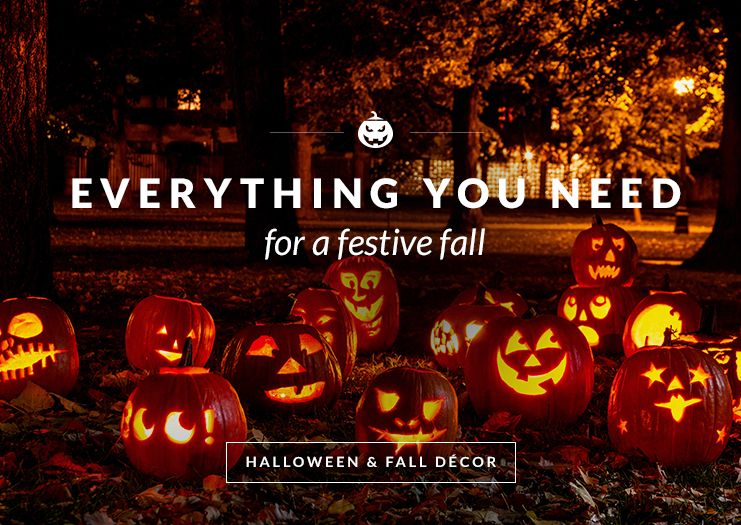 Halloween & Fall Décor