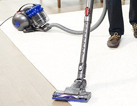 Shop All Corded Canister Vacuums