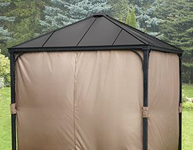 Gazebo Covers & Netting