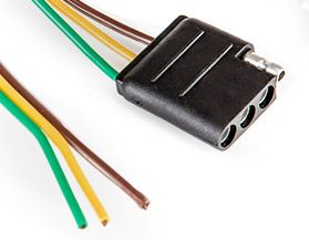 Trailer Wires, Connectors & Adapters