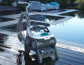 iRobot Outdoor Robotic Cleaners