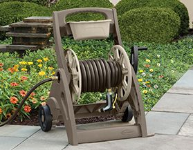 Portable Hose Reels & Carts