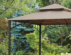 Gazebos Pergolas Amp Awnings Canadian Tire
