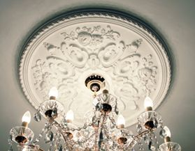 Ceiling Medallion Lights