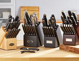 Cuisinart KNIVES, CUTTING BOARDS & ACCESSORIES