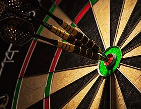 Browse our selection of darts, dartboards and accessories.