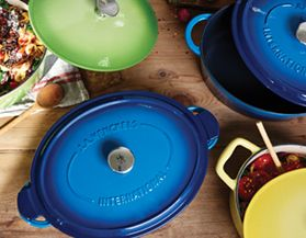 Dutch Ovens & Casseroles
