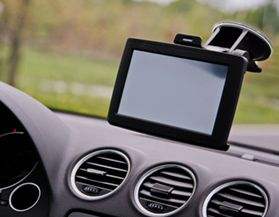 Portable Car GPS' & Mounts