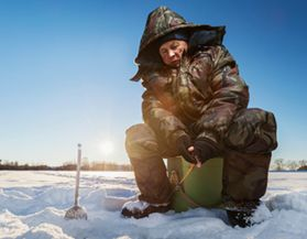View All Ice Fishing Apparel & PFDs