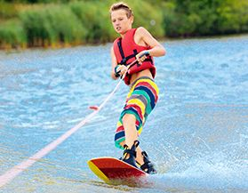 Wakeboards & Water Skis