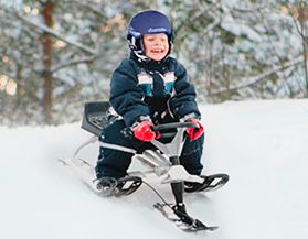 Browse our selection of snow racers