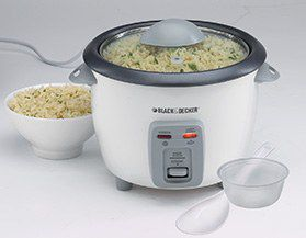 SMALL RICE COOKERS: 6 CUPS OR LESS