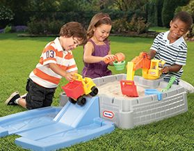 Shop sandboxes & water tables