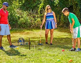 Shop all bocce ball and croquet sets