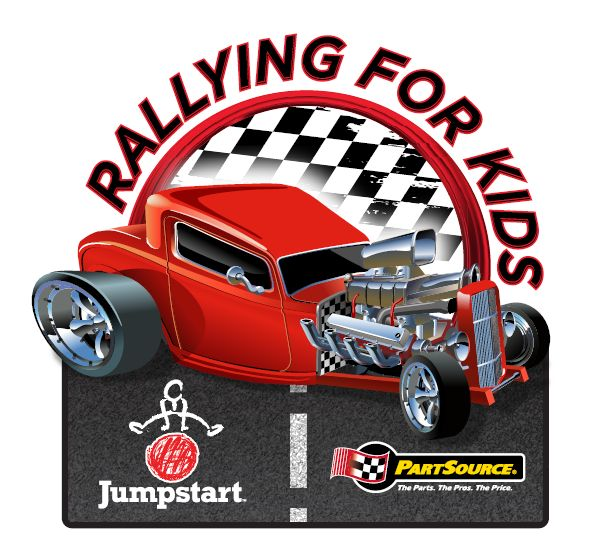 Rallying For Kids
