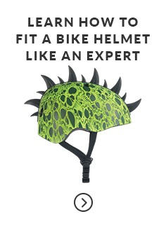 HOW TO FIT A KID'S HELMET