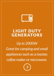 Light Duty Generators