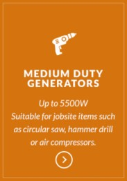 Medium Duty Generators
