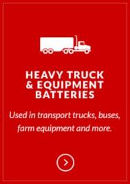 Heavy Truck & Equipment Batteries
