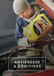 Antifreeze/Coolants fluids