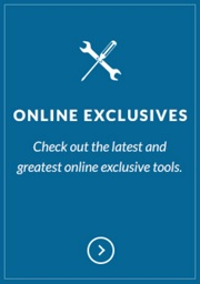 Check out our new online exclusive tools