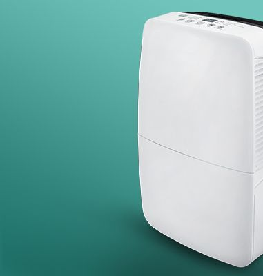 SAVE UP TO $100 OFF selected dehumidifiers