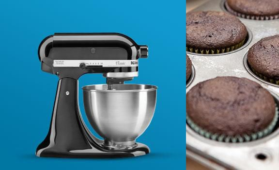 Save up to $200 on KitchenAid Mixers