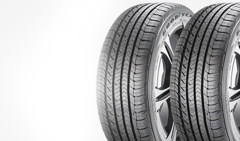SAVE 25% ON SELECTED TIRES