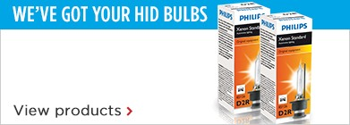 We've got your HID bulbs