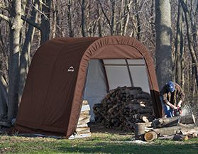 Portable Storage Shelters