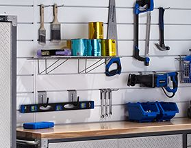 View All Tool Wall Organization