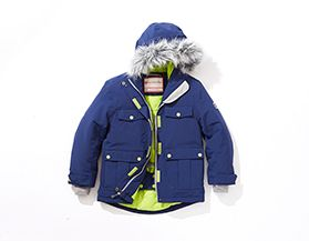 View All WINTER JACKETS & PARKAS