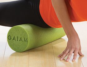 Shop foam rollers by Gaiam, GoodLife Fitness and more.
