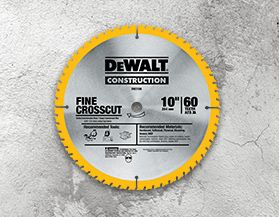 DEWALTS aw Blades and Accessories