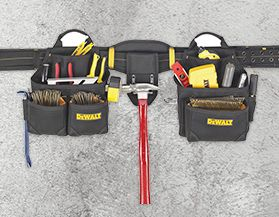 DEWALT Tool Belts And Pouches