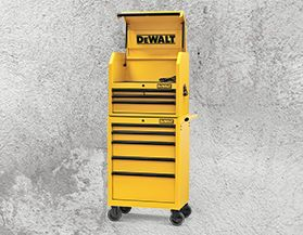 DEWALT Tool Chests and Cabinets