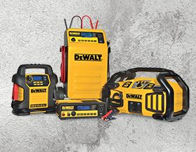 DEWALT AUTOMATIVE TOOLS
