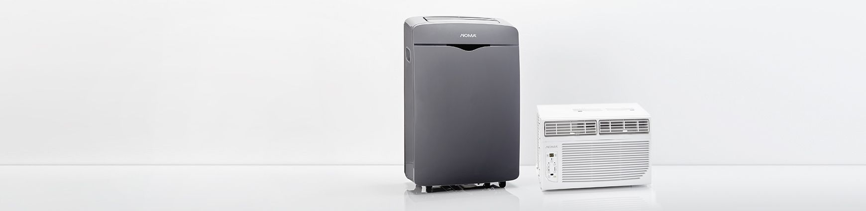 Browse all NOMA air conditioners & accessories