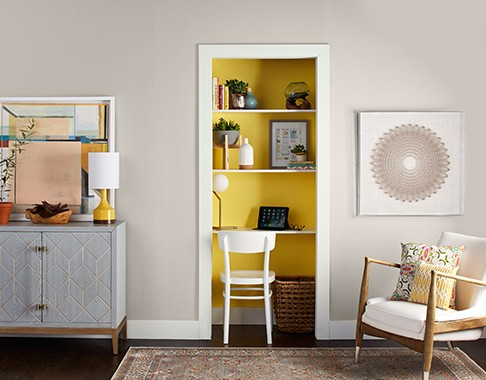 Get inspired with Premier paint ideas.