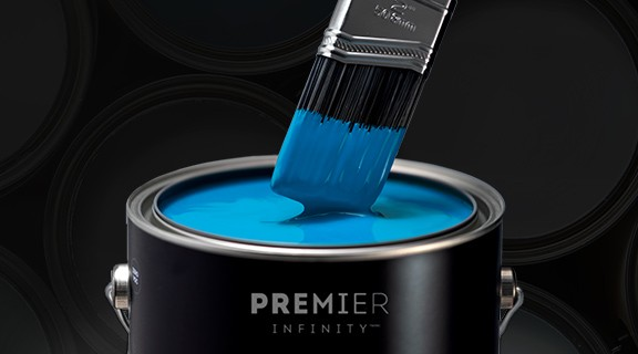 Premier helps you find the paint colour that's right for you.
