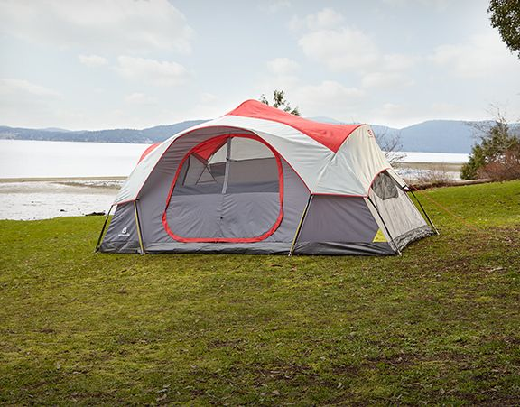 Outbound 2-Room Tent, 8-Person