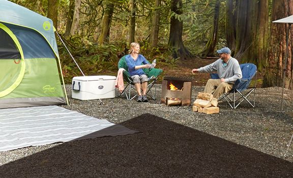 Discover the joys of camping in comfort