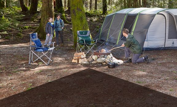 Gear up for a family-friendly camping