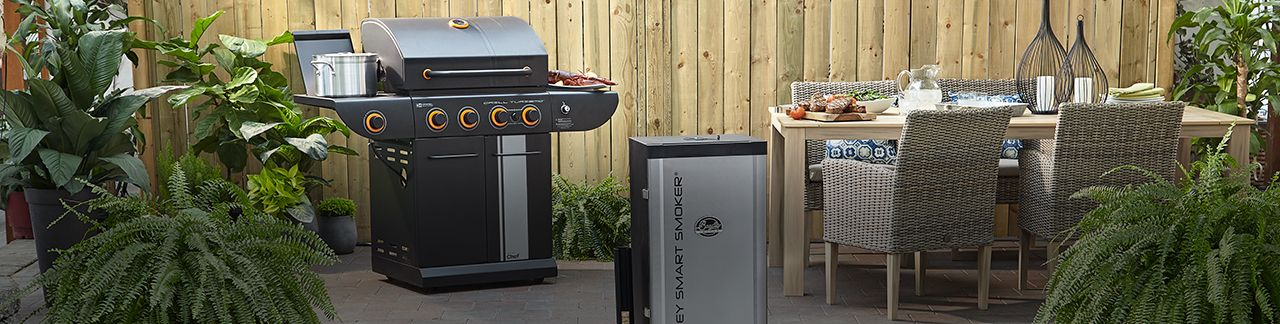 Shop all BBQs, Smokers and BBQ accessories at Canadian Tire.