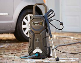 Shop our selection of electric pressure washers