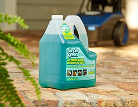 Shop our selection of pressure washers detergents