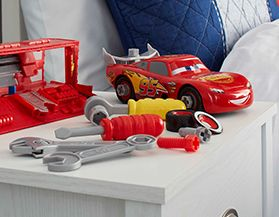 Shop all Disney Pixar's Cars 3 toys and games