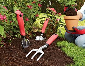 Shop our assortment of Yardworks garden hand tools