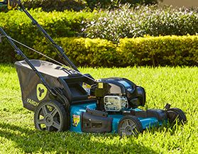 Browse our selection of Yardworks gas lawn mowers