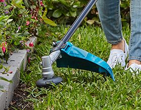 Shop all Yardworks grass trimmers.